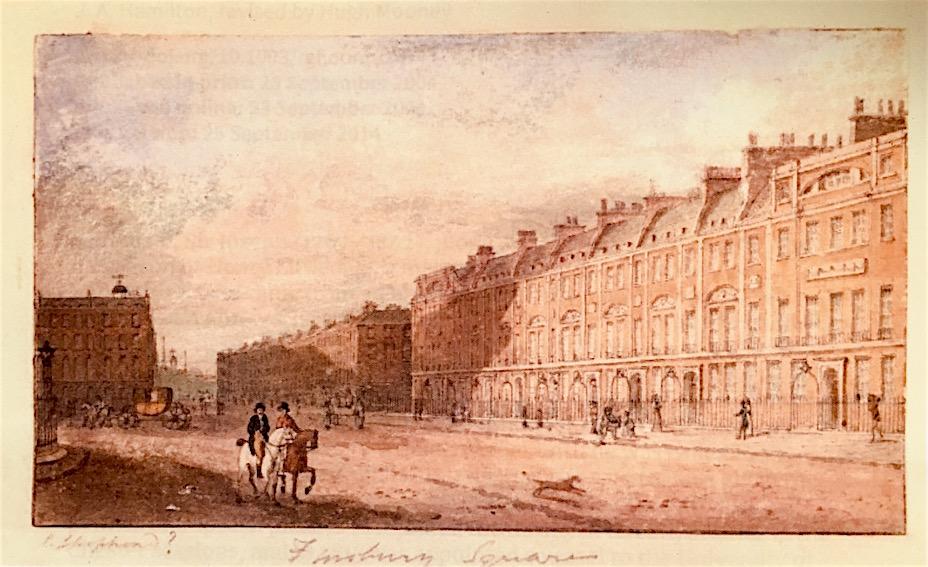 finsbury square 1839